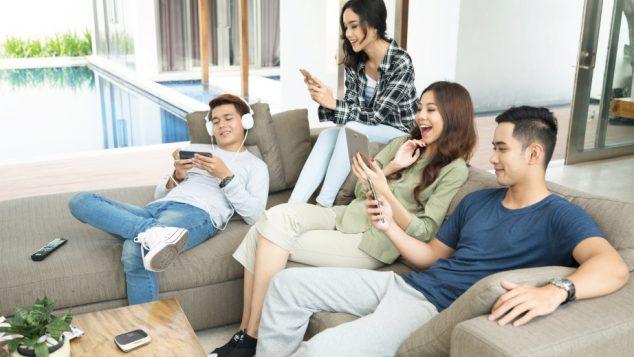 Smartfren Hadirkan Modem WiFi M6
