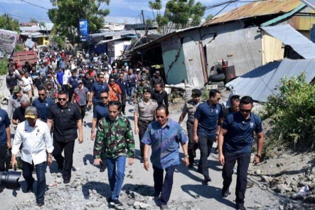 Lumpuh Pasca Gempa dan Tsunami Palu, Jaringan Telekomunikasi Perlahan Pulih