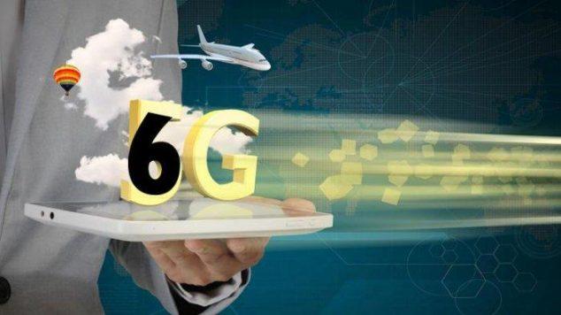 Wow, China Ancang-ancang Bangun Jaringan 6G!